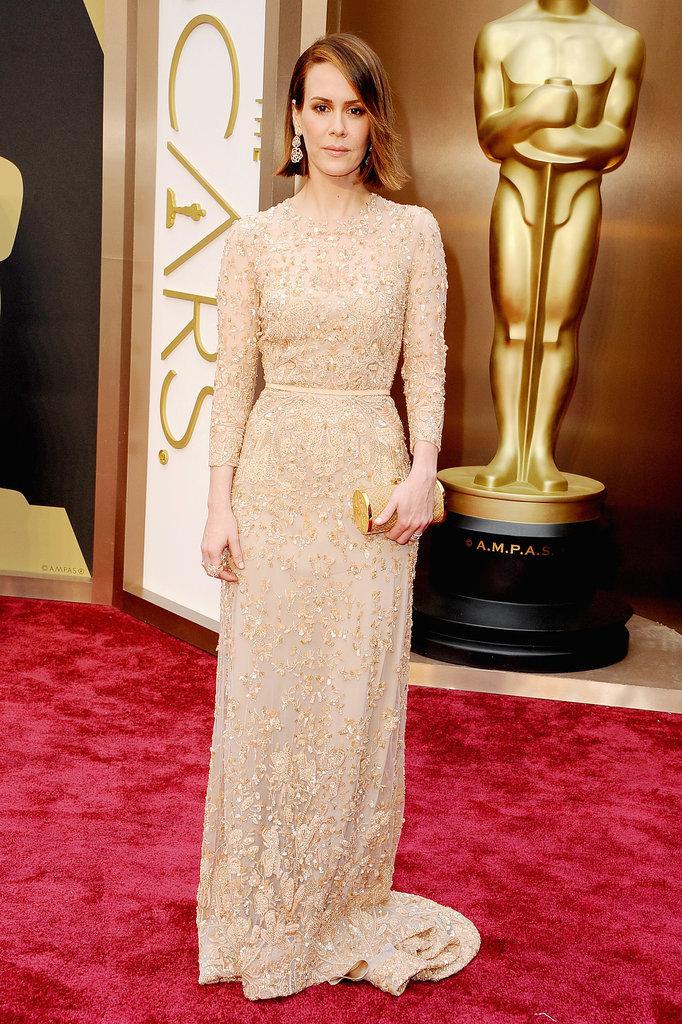 Sarah-Paulson-2014-Oscars